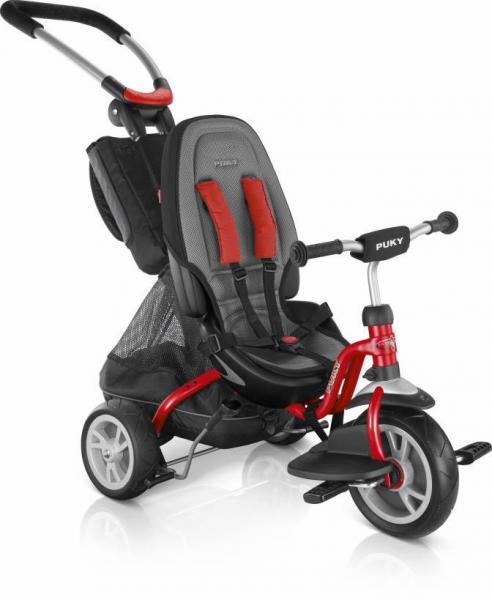 Детский трехколесный велосипед Puky CAT S6 Ceety