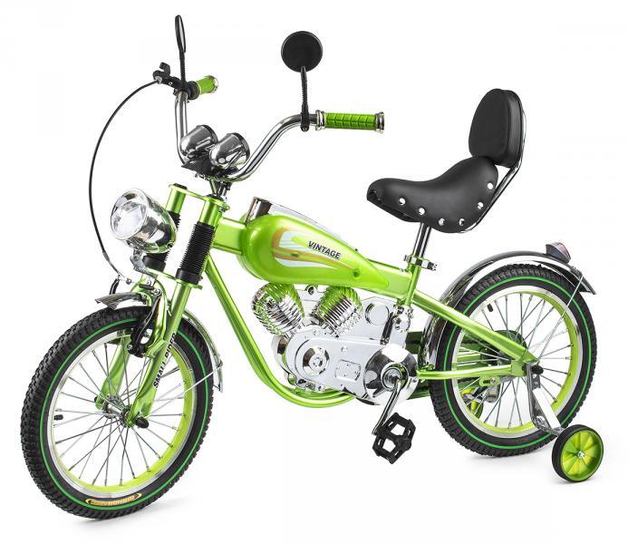 Детский велосипед-мотоцикл Small Rider Motobike Vintage