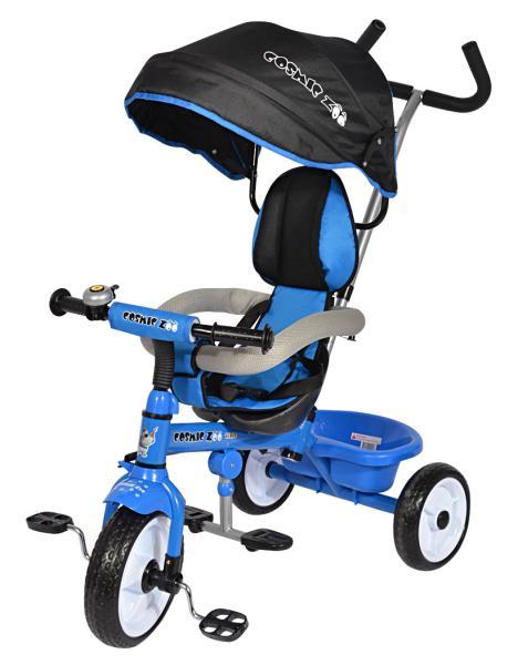 Детский трехколесный велосипед Small Rider Cosmic Zoo Trike
