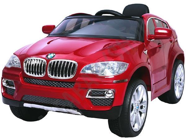 Детский электромобиль Barty BMW X6 JJ-258 2(М2BR)
