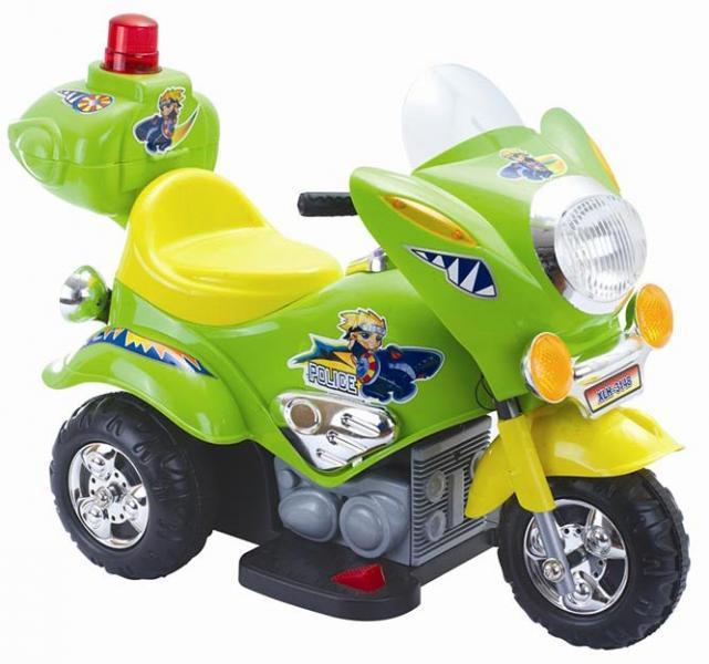 Электромотоцикл Barty W-50