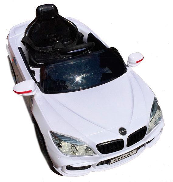Детский электромобиль River Auto BMW E666KX