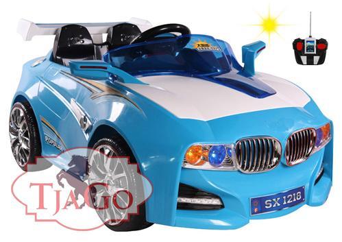 Детский электромобиль TjaGo BMW Solar System