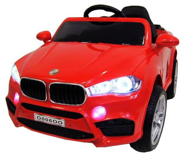 Детский электромобиль River Auto BMW О006ОО VIP  с дист.упр