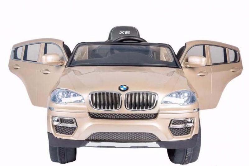 Детский электромобиль VIP Toys BMW X6 JJ258