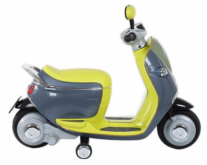 Детский электроскутер VIP Toys W388