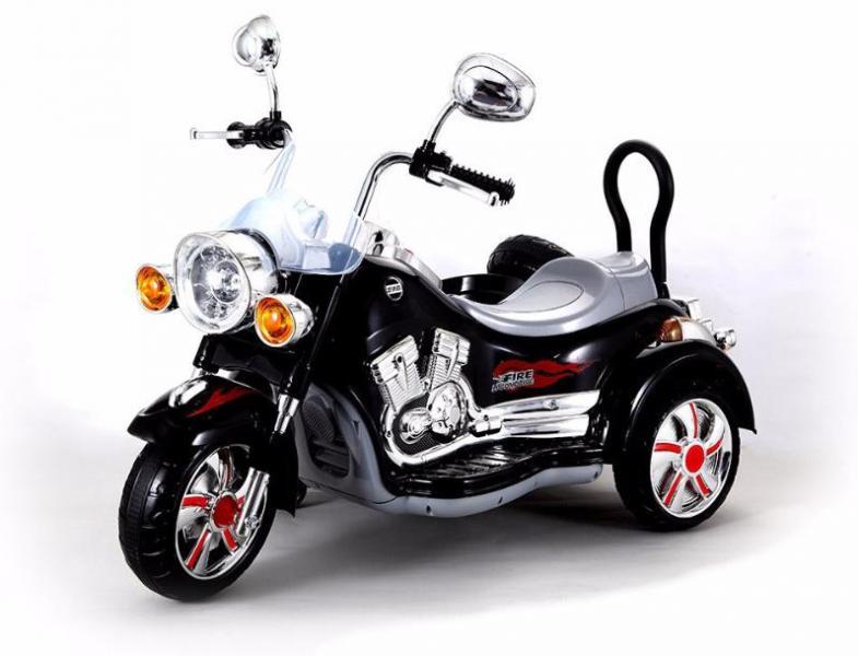 Детский электромотоцикл VIP Toys с коляской SX 138