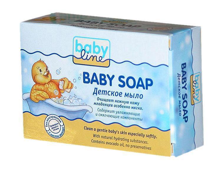 Детское мыло Babyline 100 гр.