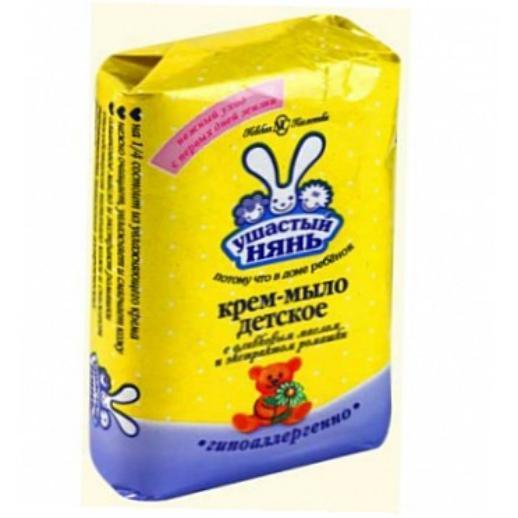 Мыло Ушастый нянь с эктрактом ромашки 90 гр.