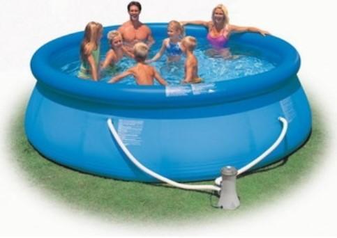 Надувной бассейн изи сет Intex 366х76см с56420