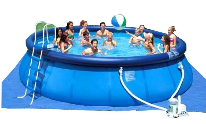Надувной бассейн изи сет Intex 549х122см наб.(видео,сис.очист.воды и насос-фильтр,лест., с57929