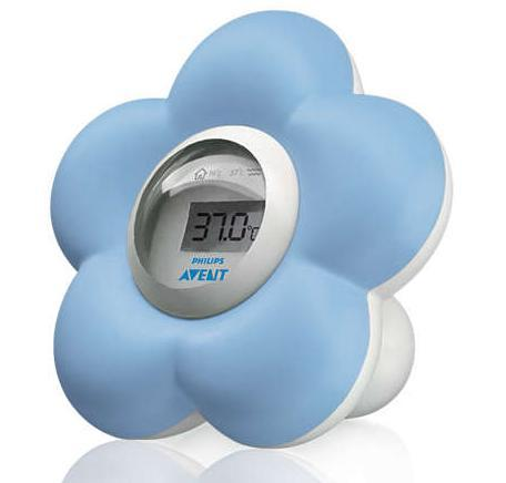 Термометр цифровой Philips Avent для воды и воздуха SCH550/20