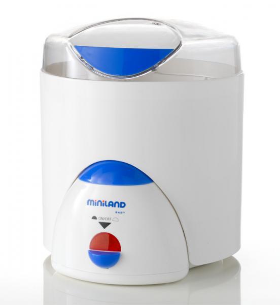 Нагреватель-стерилизатор Miniland Super 3 Deco 89033