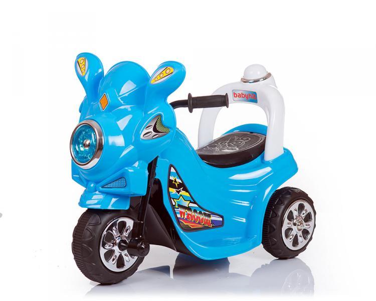 Электромобиль WROOM (голубой) Babyhit
