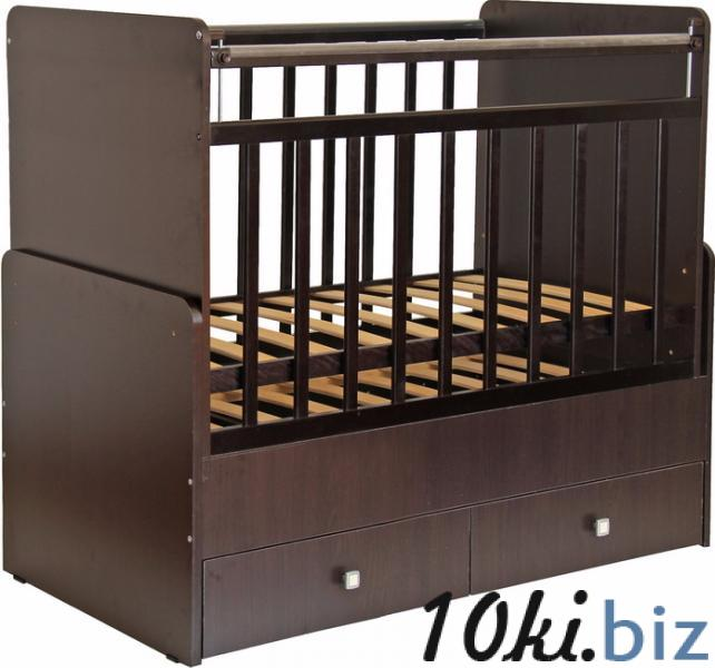 """Кроватка """"Фея 720"""" (.) Фея купить в Новосибирске - Кроватки для новорожденных, колыбели"""