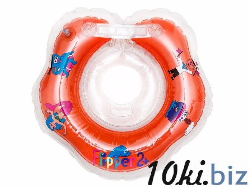 Flipper 2+ - Круг на шею для купания малышей от 1,5 лет (.) Roxy Kids Надувные жилеты, нарукавники, круги на рынке Восток в Новосибирске