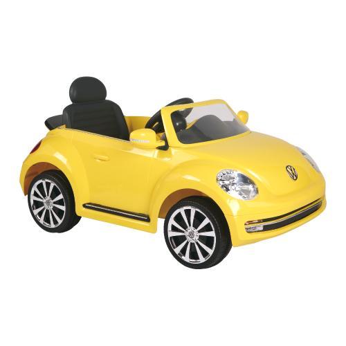 Электромобиль W486Q (желтый) Geoby