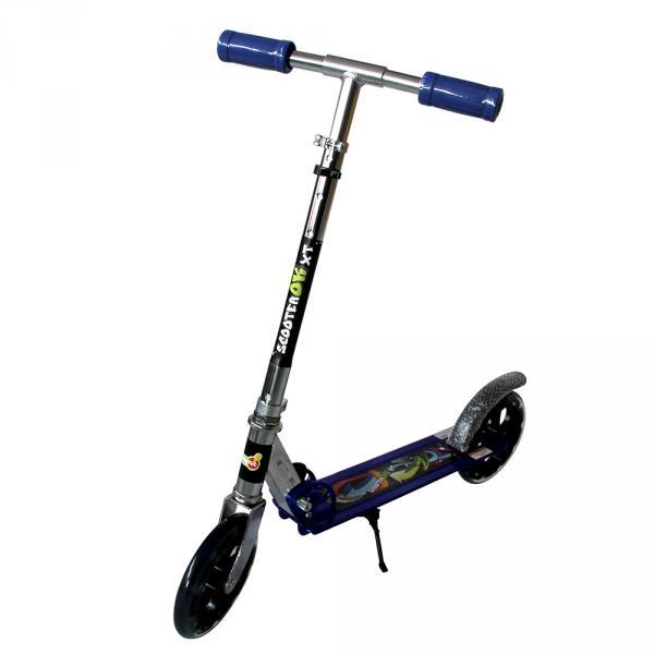 Самокат ScooterOK XT (Синий) Babyhit