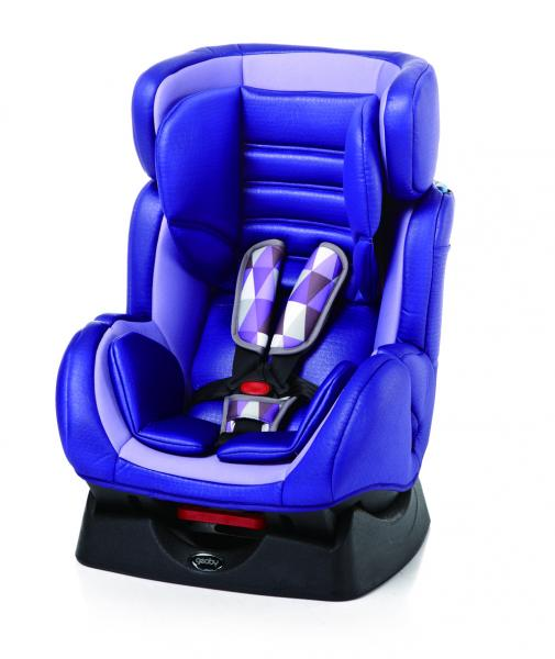 Автокресло CS888E (фиолетовый) Geoby