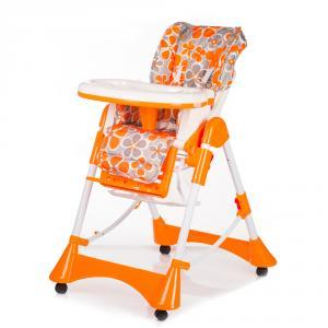 Фото Стульчики для кормления Стульчик детский FANCY (оранжевый) Babyhit