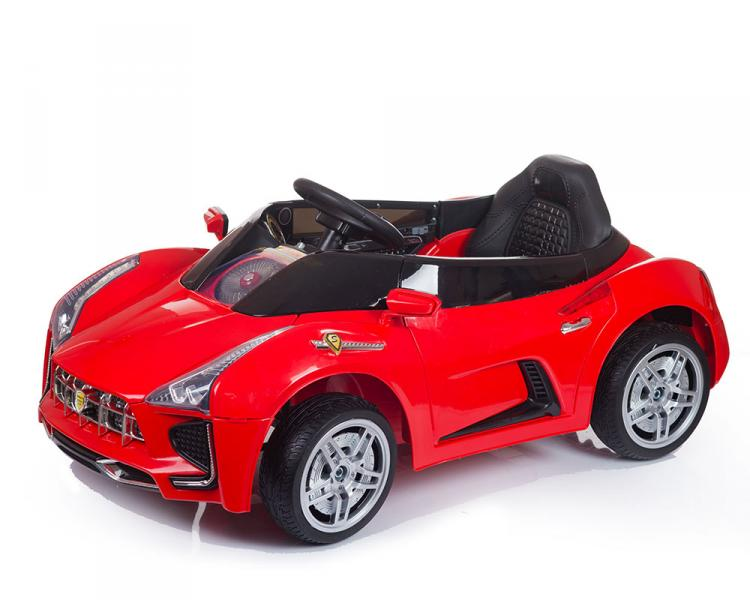 Электромобиль SPORT-CAR (красный) Babyhit