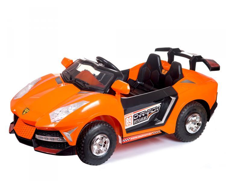 Электромобиль STORM (оранжевый) Babyhit