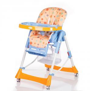 Фото Стульчики для кормления Стульчик детский APPETITE (желто-синий) Babyhit