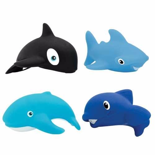 """Набор игрушек для купания """"Морской мир"""" (.) Babyhit"""