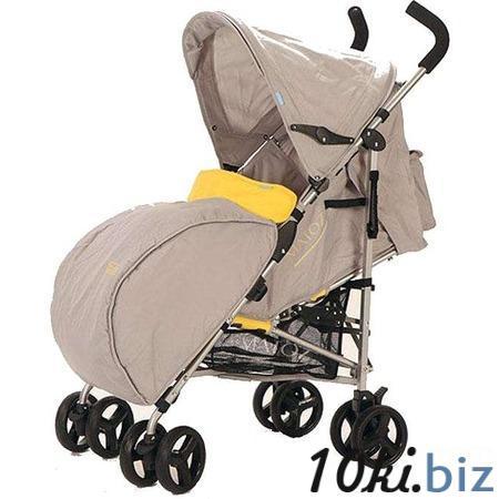 Коляска MATOZ Neo (серо-жёлтая) Matoz купить в Новосибирске - Коляски детские, аксессуары к коляскам