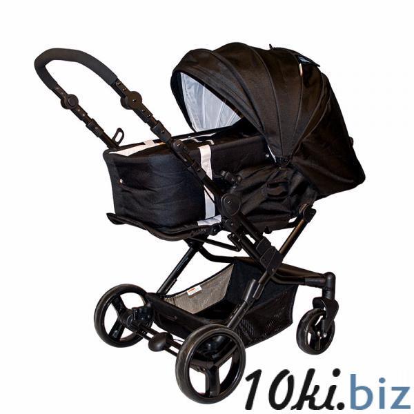 Коляска OASIS (серый с черным) Babyhit купить в Новосибирске - Коляски-люльки, коляски-трансформеры