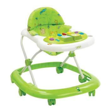 Ходунки LXB103H (зелёный) Happy Dino