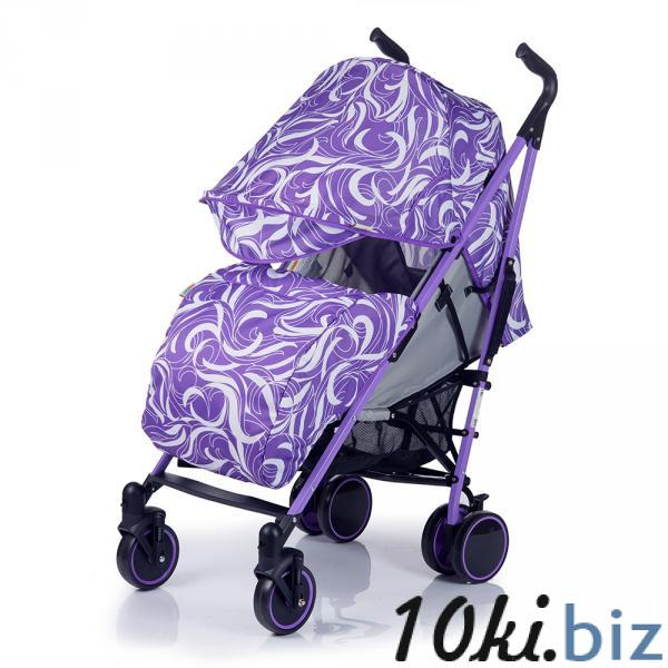 Коляска HANDY (Бело-сиреневая) Babyhit купить в Новосибирске - Прогулочные коляски, коляски-трости