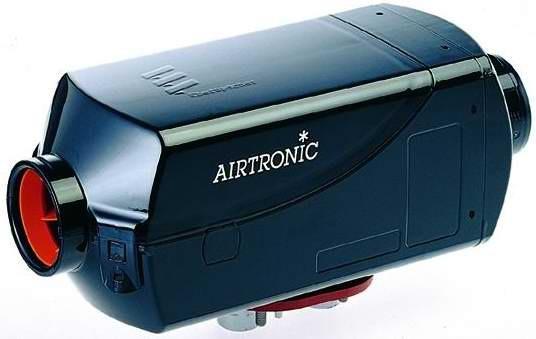Airtronic D2 дизель 12В (без органа управления)