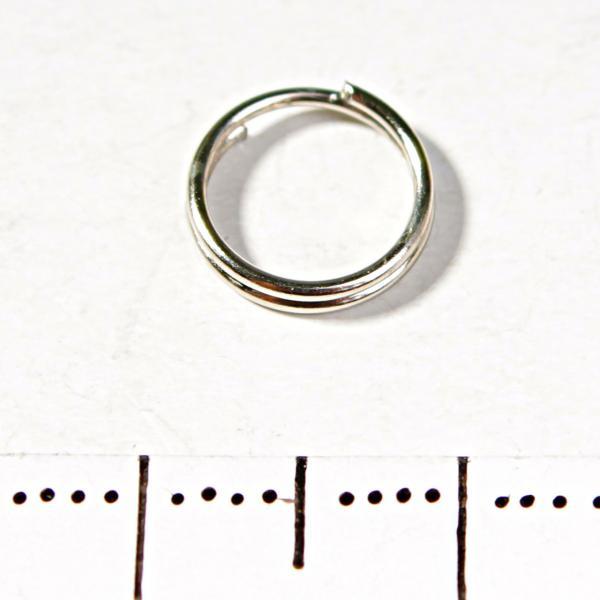 [8 мм] Кольцо заводное пружина упаковка 0,5 кг