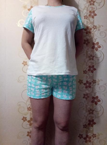 Пижама-Кошка   Размерный ряд : c 46-48-50-52-54-56