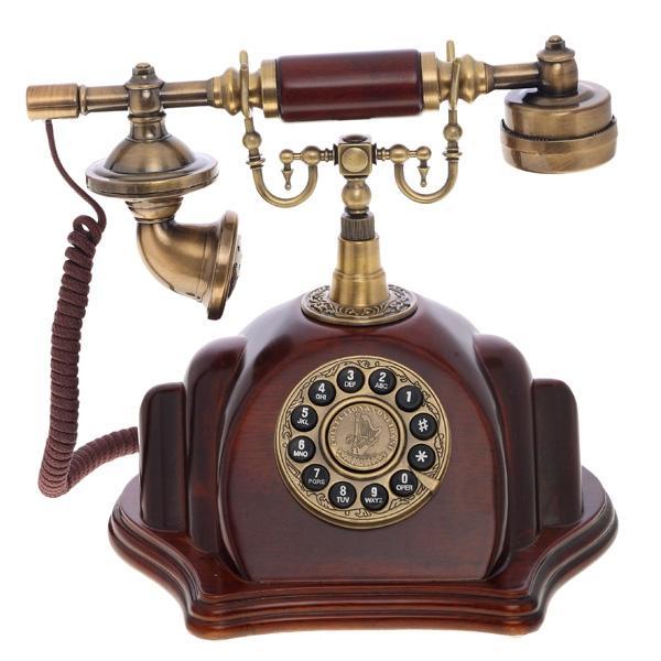 Ретро-телефон, L27 W19 H23,5 см