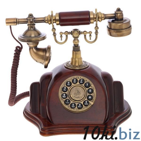 Ретро-телефон, L27 W19 H23,5 см Фигурки, статуэтки в России