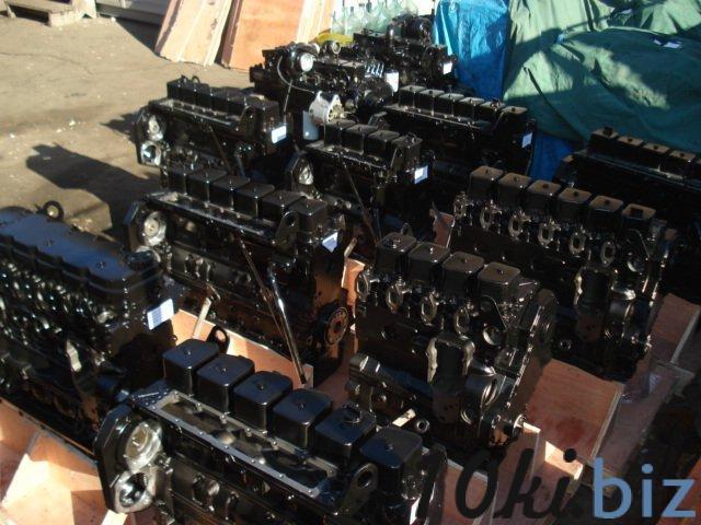 Двигатель CUMMINS 4BT, 6BT, 1 и 3 комплектности, нов. и б.у. оригинальные запчасти