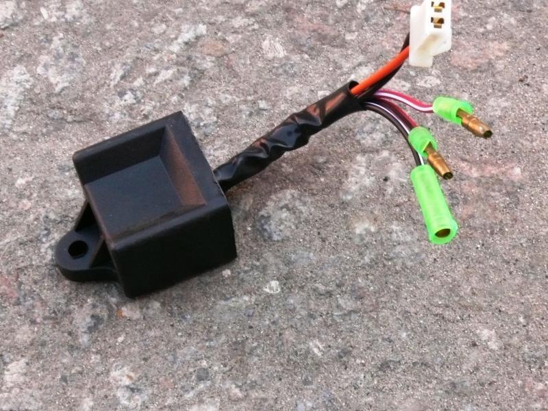Коммутатор JOG 3KJ (маленький)