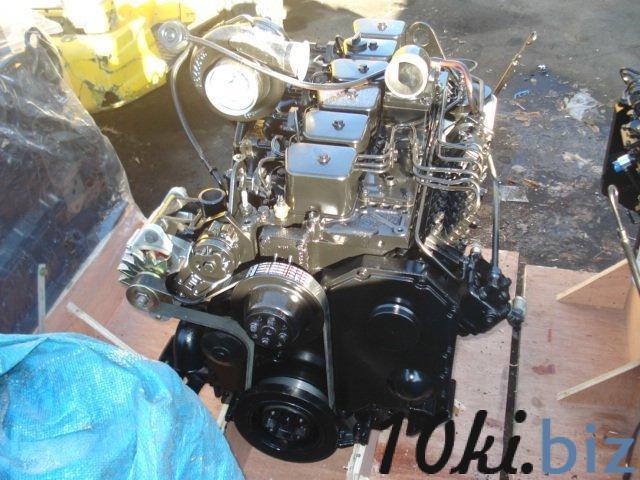 Двигатель для экскаватора Samsung MX 132, MX 6 - Cummins b3.9, 4bt, 4bta, 4bta3.9c