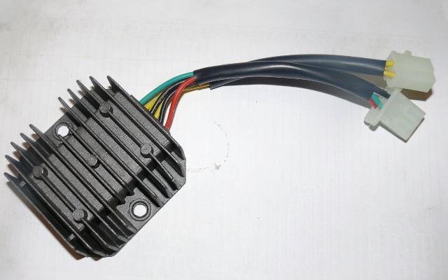 Реле зарядки GY6 6 проводов