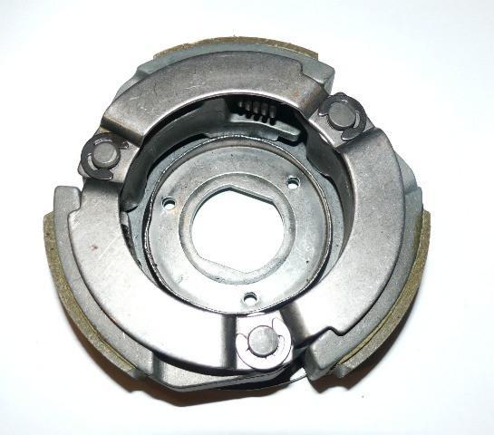 Колодки заднего вариатора GY6-150
