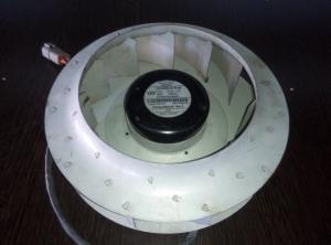 Фото Рефрижераторы и запчасти, Вентиляторы, турбины Турбина испарителя Carrier Xarios - 12V Б/У