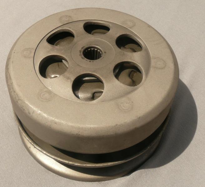 Вариатор задний JOG-50 ( 2 колодки)
