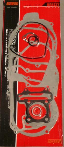 Набор прокладок двигателя GY-6-125 полный