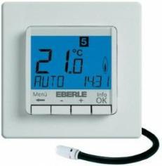 Программируемый термостат Eberle FIT 3F