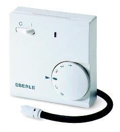 Механический термостат Eberle Fre 525 31