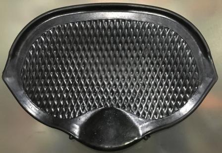 Сидение МТ, К-750 старого образца голая резинка