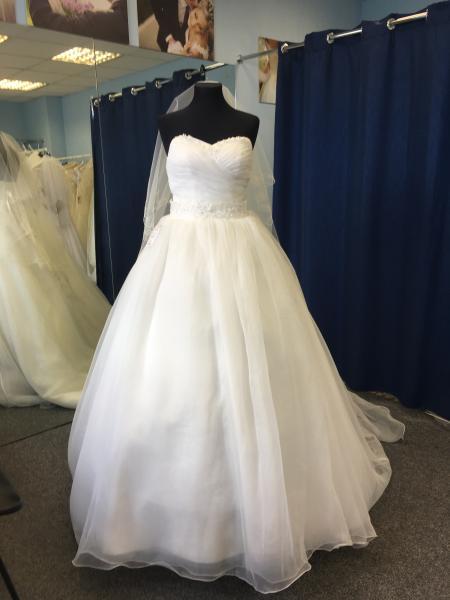 Свадебное платье Сесилия