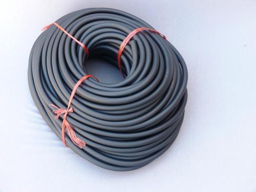 Бензошланг чёрный резиновый 6mm (цена за 1 метр) по 5м